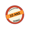 Certification Fenestra Garantie 10 ans