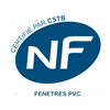 Certification Fenestra NF Fenetres PVC