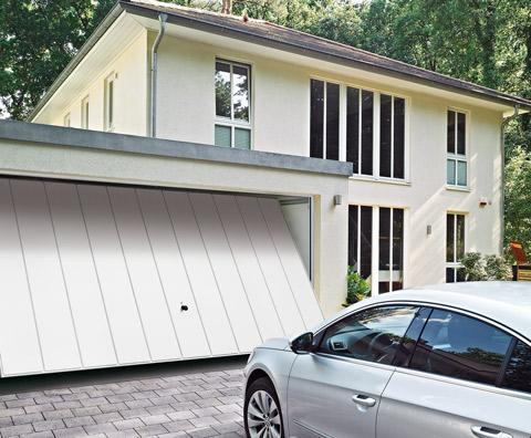 Portes de garages Basculantes HÖRMANN