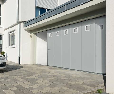 Portes de garage latérales HÖRMANN